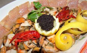 Fischbuffet
